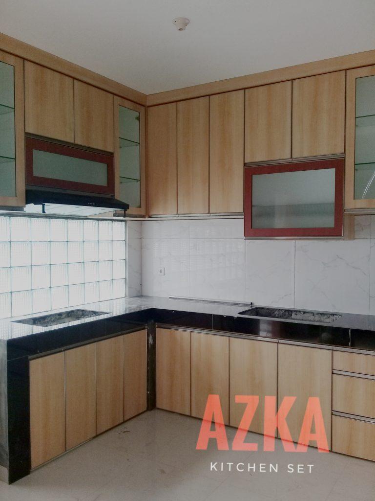 Kitchen Set Harga Permeter Terbaru Kota Depok Azka Kitchen Set