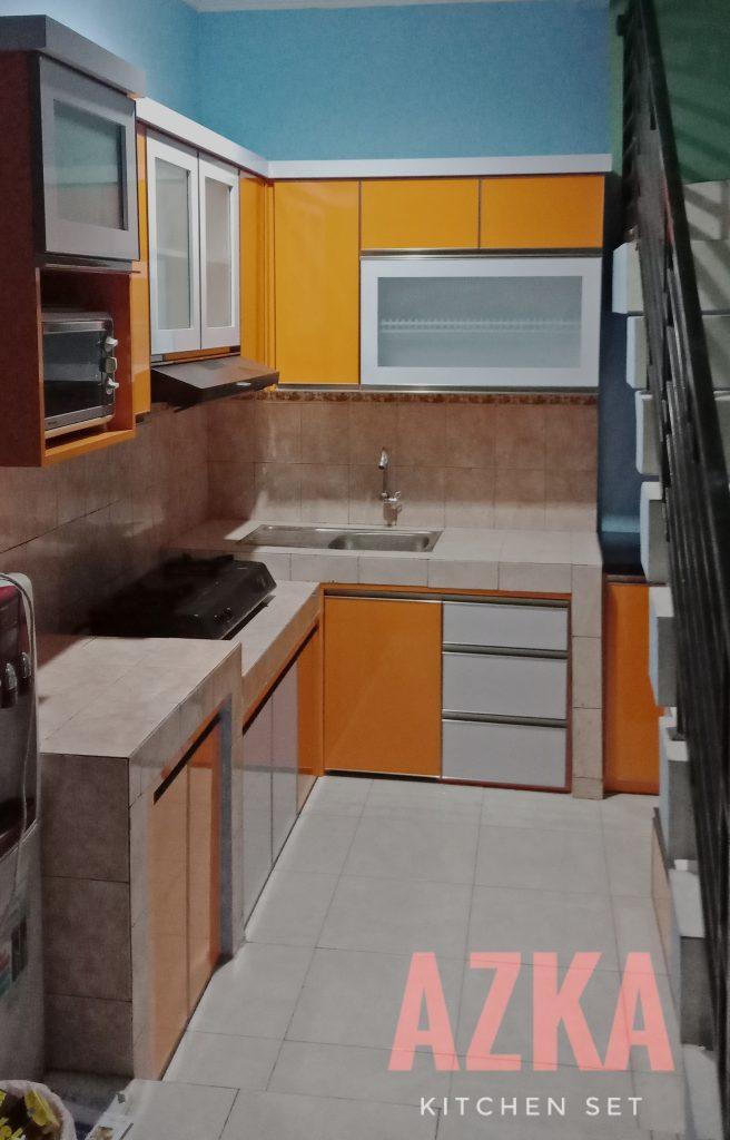 Kitchen Set Minimalis Depok
