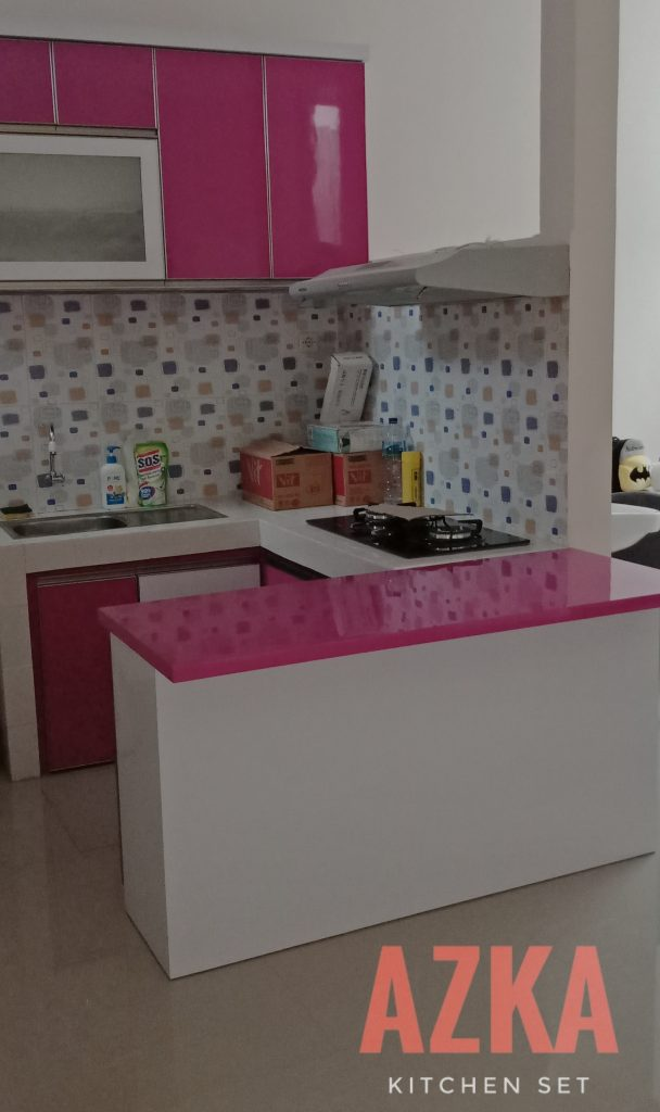 Kitchen Set Harga