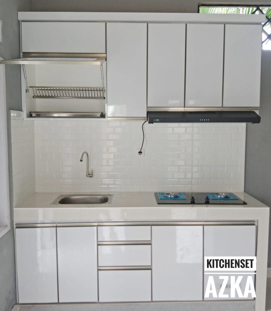 Jasa Pembuatan Lemari Dapur