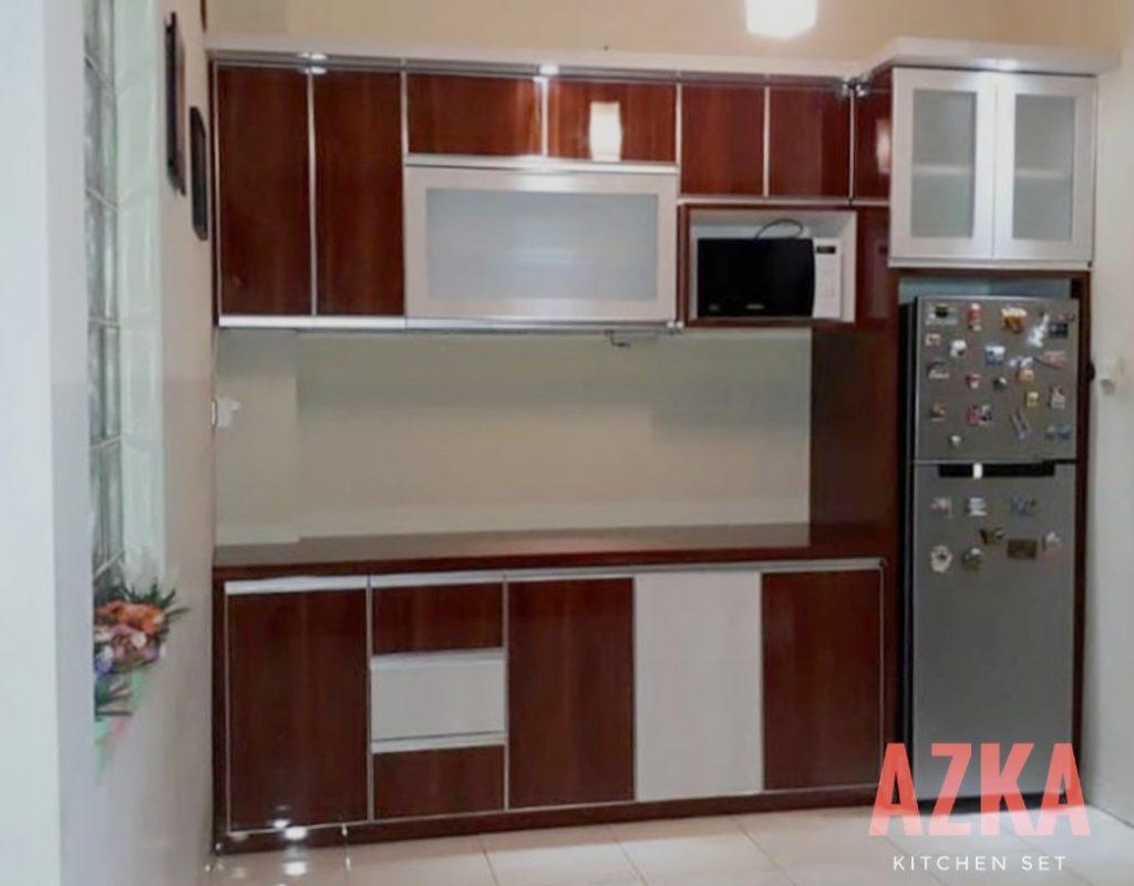 Kitchen Set Minimalis 2018