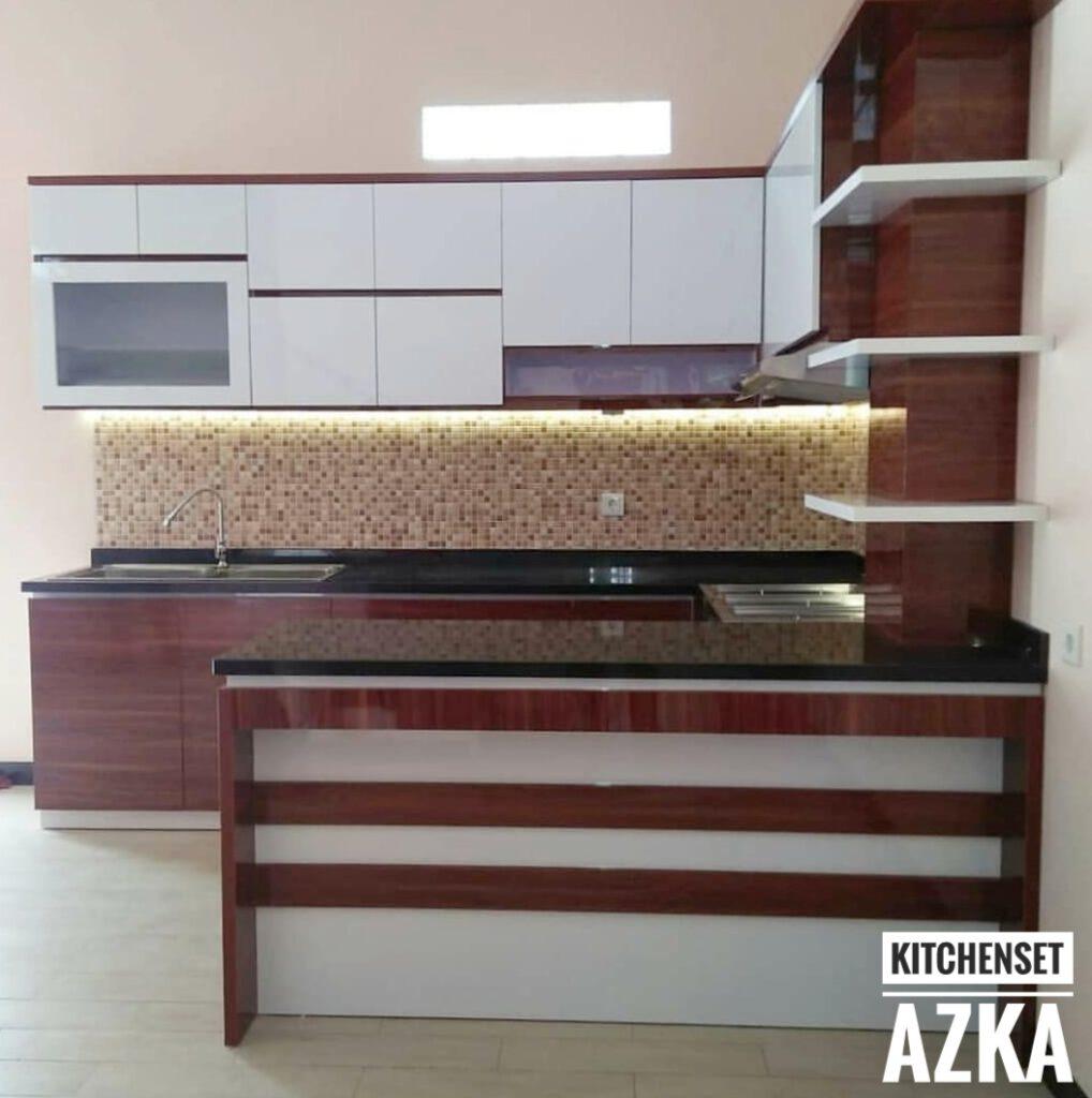 Kitchen Set Dengan Granit