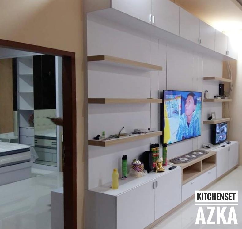 Model Backdrop TV Kamar Tidur