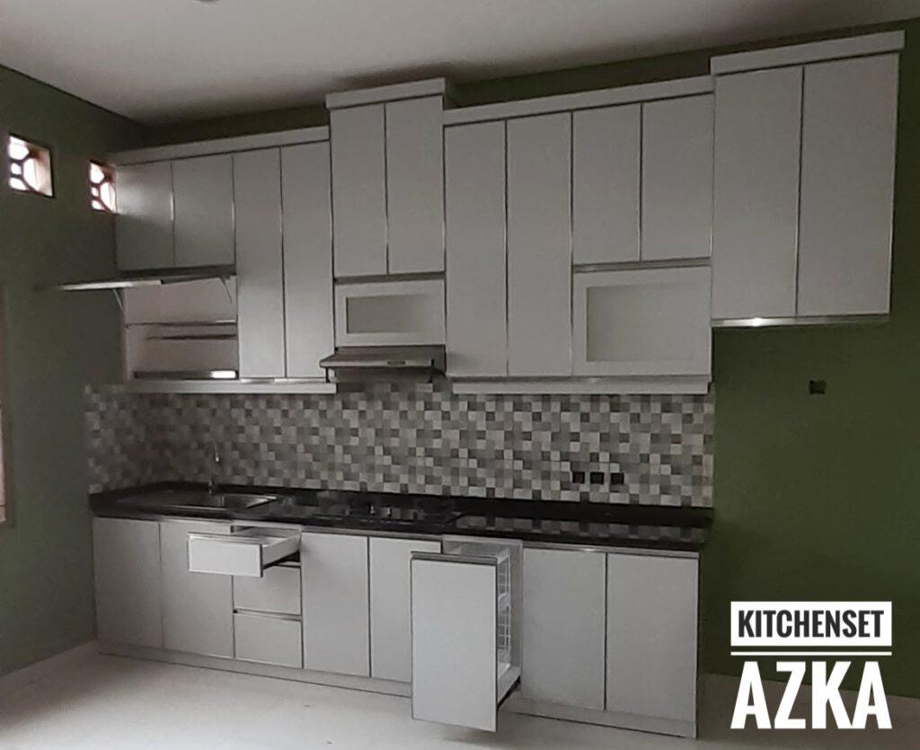 Kitchen Set Granit Sukmajaya Depok