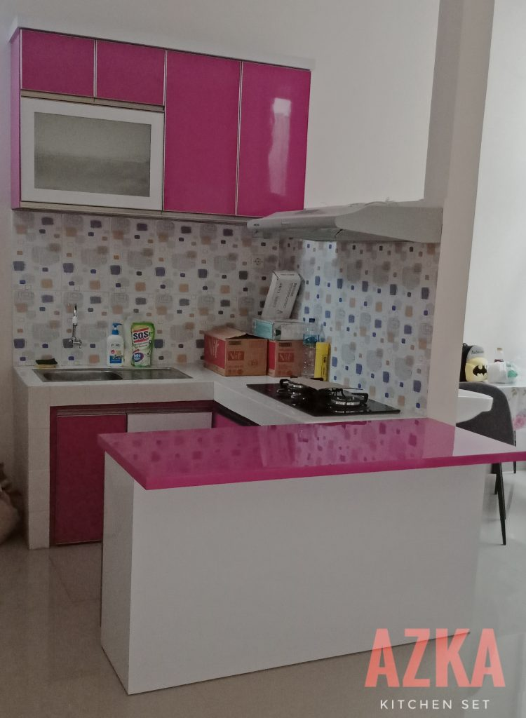 Kitchen Set Kecil