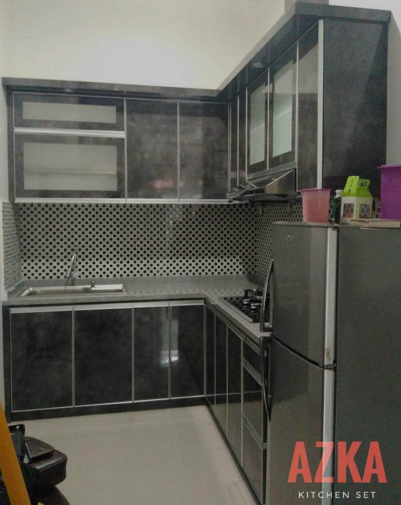 Pembuatan kitchen set depok