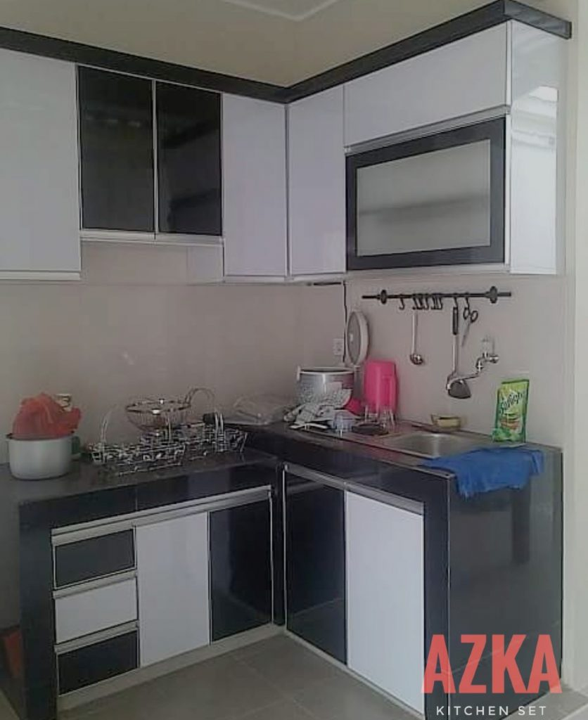 Kitchen Set Sederhana