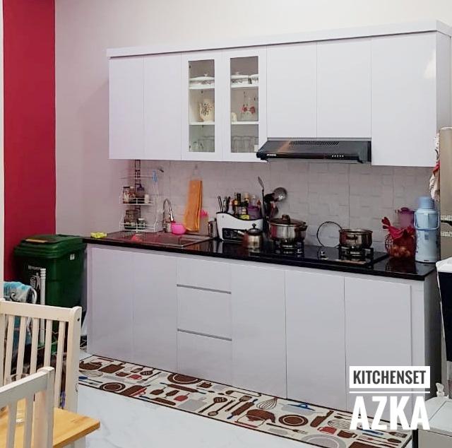 Kitchen Set Hpl Depok