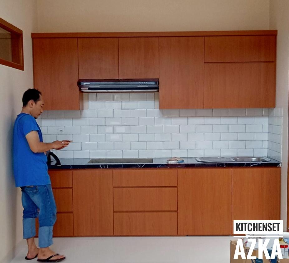 Kitchen Set Bahan Hpl