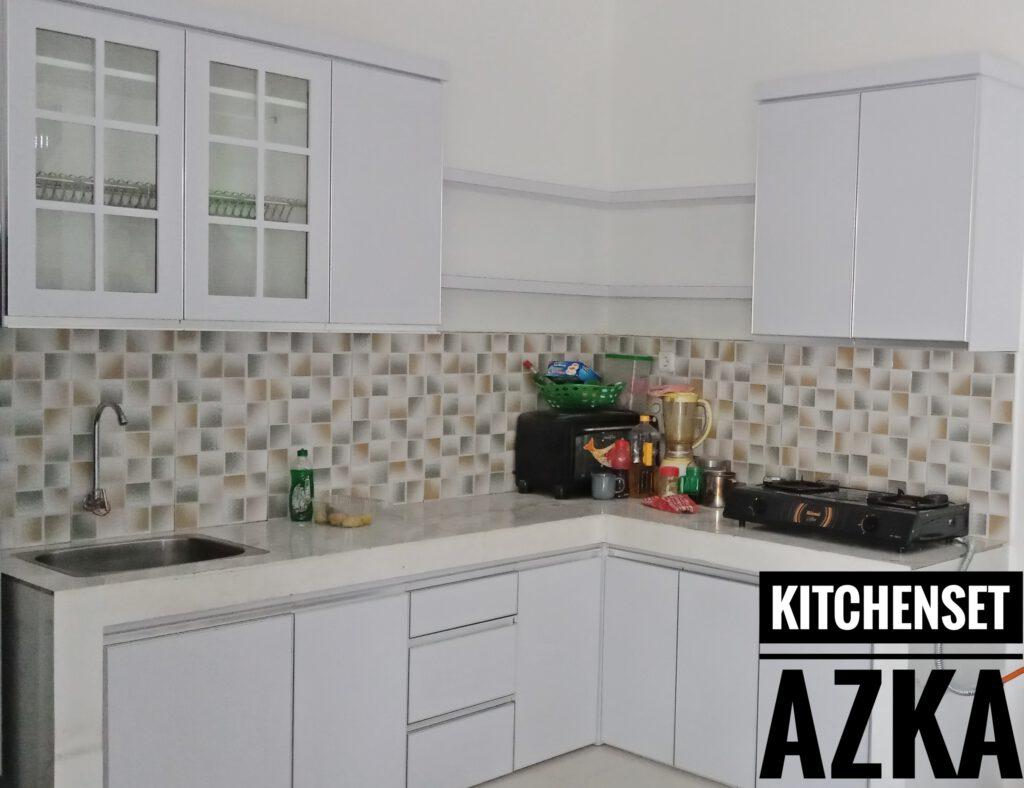 Kitchen Set Dapur Minimalis Model Terbaru Azka Kitchen Set