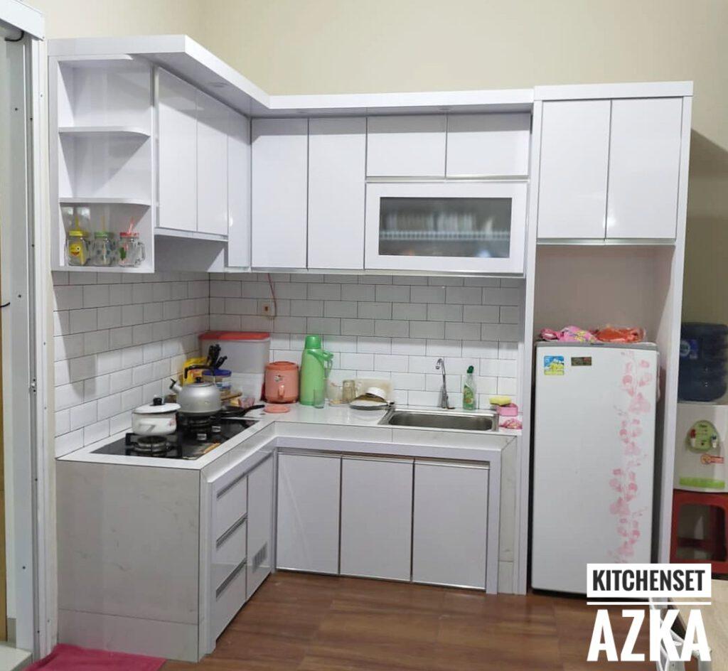 Jasa Kitchen Set Kota Depok