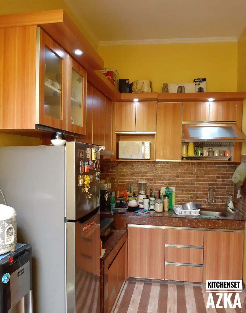 Kitchen Set Pvc Board