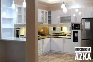 Kitchen Set Anti Rayap