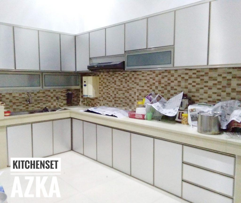 Jasa Kitchen Set Aluminium Depok