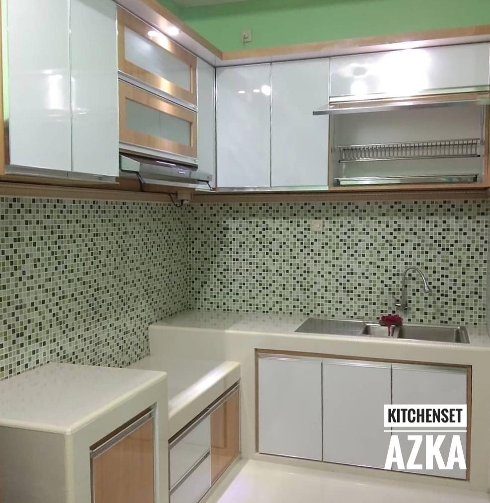 Kitchen Set Pondok Cabe