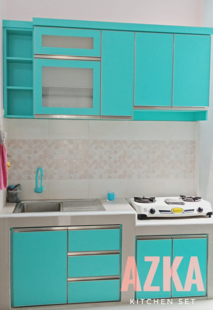Kitchen Set Dapur Kecil